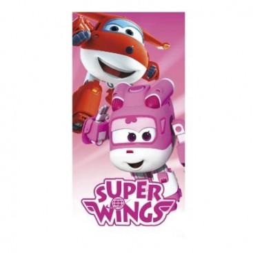 Super Wings toalla de Playa Algodón