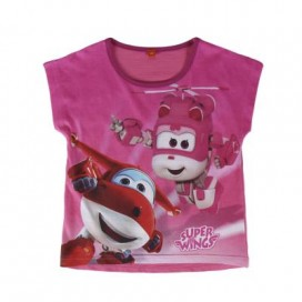 Super Wings Camiseta Manga Corta T5