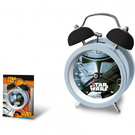 Star Wars Despertador Campana