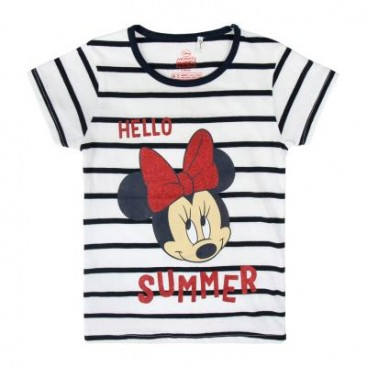 Minnie Mouse Camiseta T-1-2 años