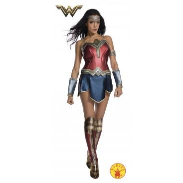 Disfranz Infantil Wonder Woman T-M