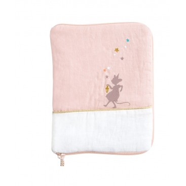 Moulin Roty Funda Cartilla Salud Ratita