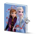 Frozen II Diario con Llave