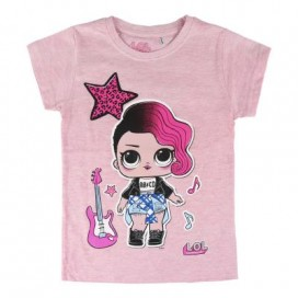 Lol Surprise Camiseta Guitarra T 4-5