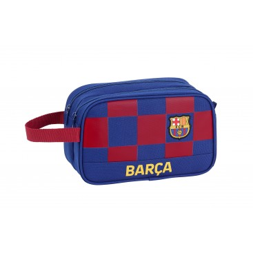Barcelona F. C. Neceser 2 cremalleras