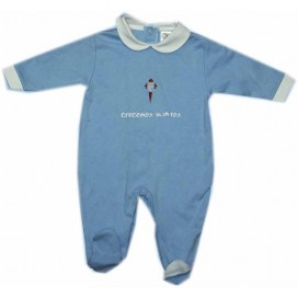 Real Club Celta Pelele Pijama 12 Meses