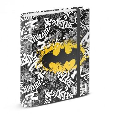 Batman Carpeta con Anillas y Recambio