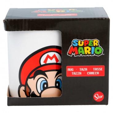 Mario Bross Nintendo Taza 325 ml.