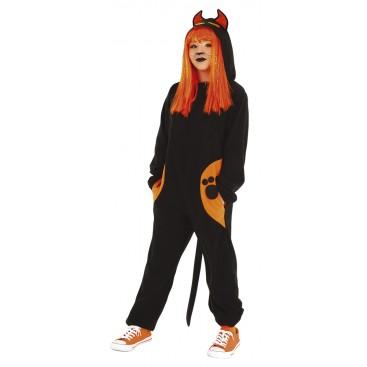 Disfraz Infantil Kigu Black Cat T-S