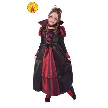 Disfraz Mis Dracula T-M 5-7 Años