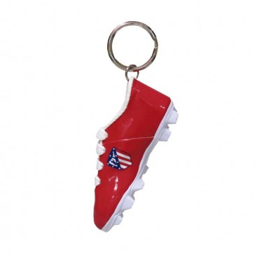 Atletico Madrid Llavero Mini Bota