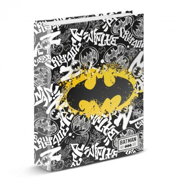 Batman Carpeta Anillas