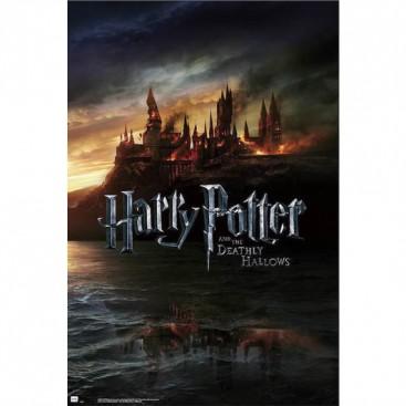 Harry Potter Poster Las Reliquias