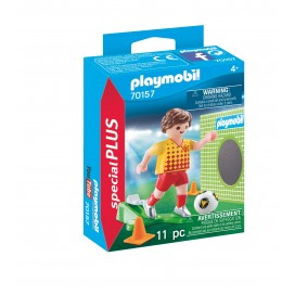 Playmobil 70157 Futbolista