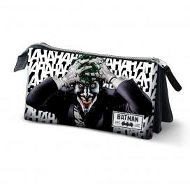 Joker Batman Portatodo Triple