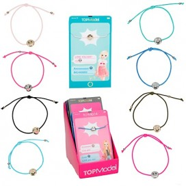 Top Model Pulsera Flamingo