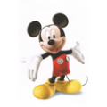 Mickey Mouse Escolar