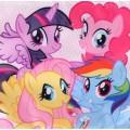 My Litle Pony Escolar